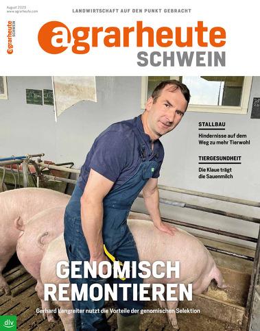 agrarheute Schwein