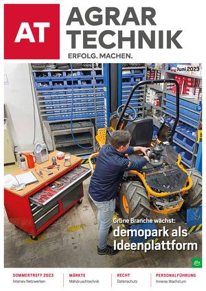 AGRARTECHNIK - Das Fachmagazin für Handel & Service in der Landtechnikbranche.