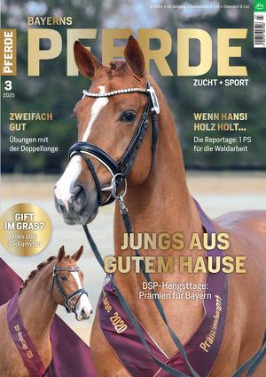 BAYERNS PFERDE Zucht + Sport - Das Pferdesportmagazin für Bayern
