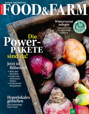 FOOD & FARM - Wissen, was man isst.