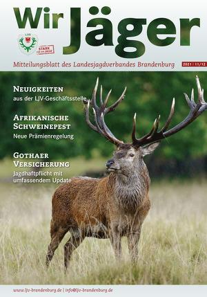 Wir Jäger in Brandenburg